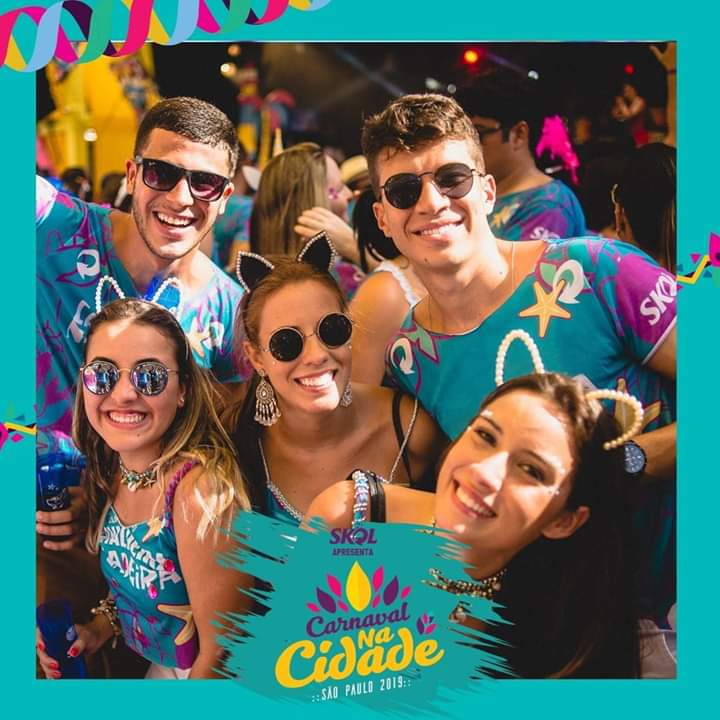 Carnaval na Cidade