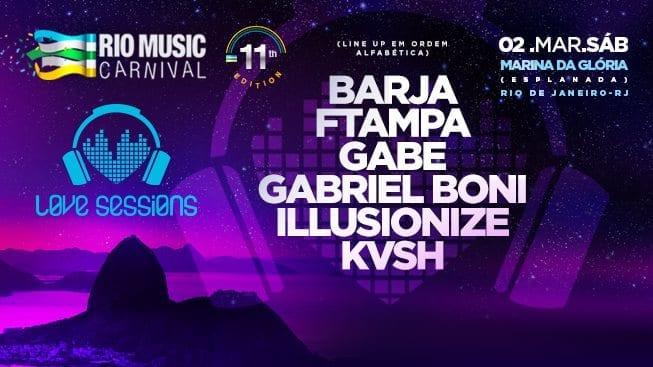 Rio Music Carnival 2019