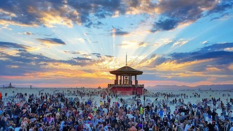 Burning Man Ingressos 2020