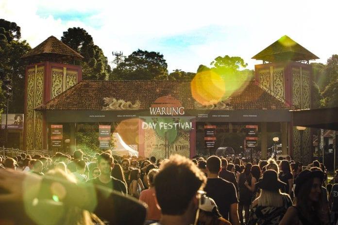 Warung Day Festival Curitiba