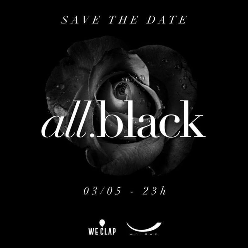 festa All Black