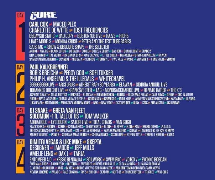 D-EDGE no Exit Festival