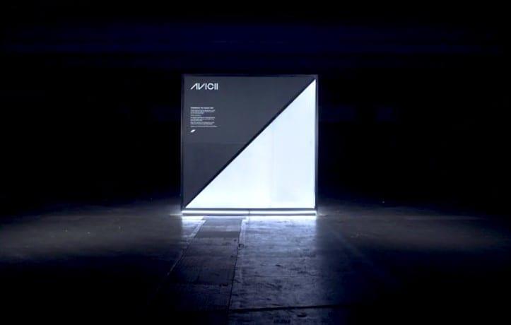 novo álbum do Avicii