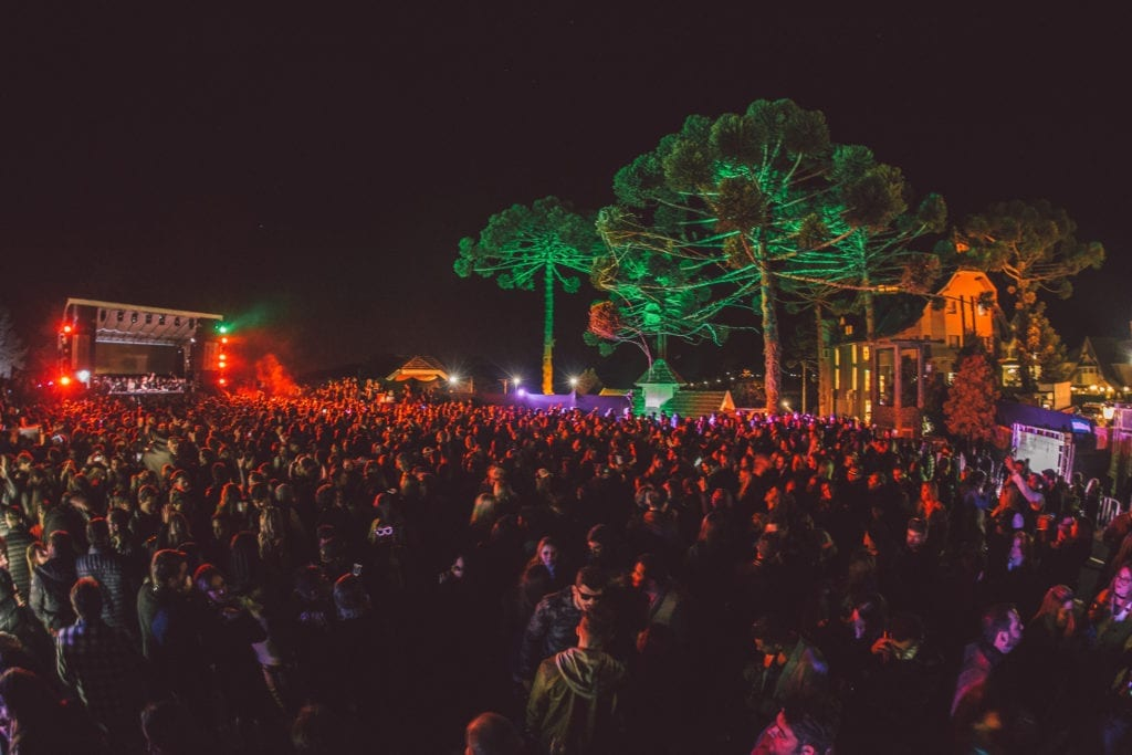festas de Corpus Christi em Campos do Jordão