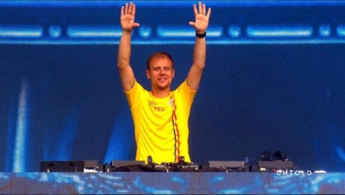 Armin Van Buuren no Untold