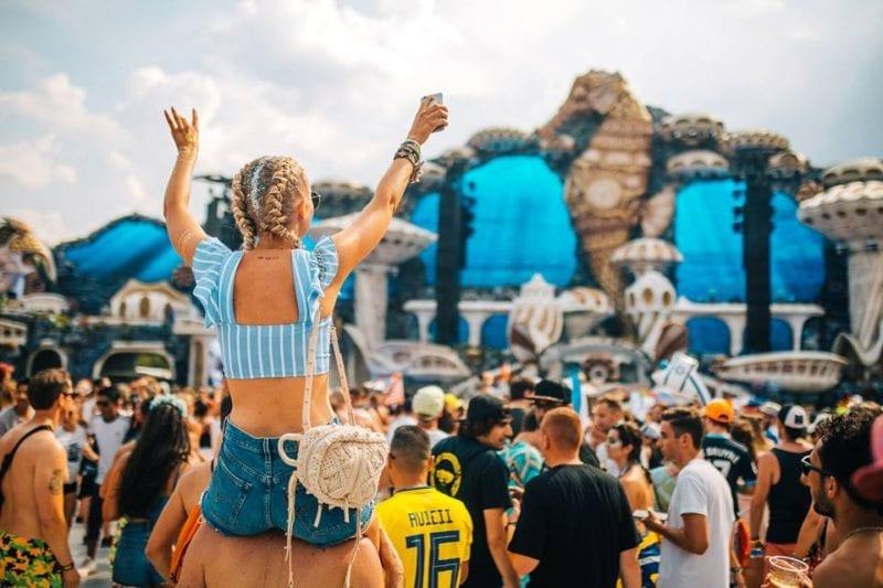 Tomorrowland ingressos 2020