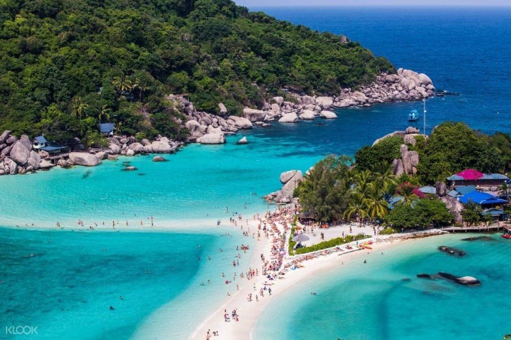 Réveillon na Tailândia