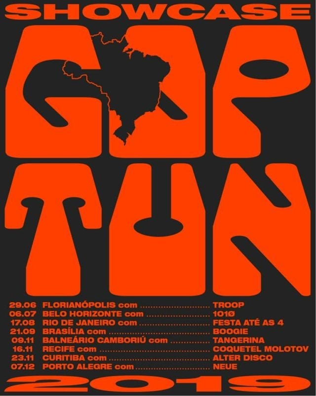 Gop Tun showcases