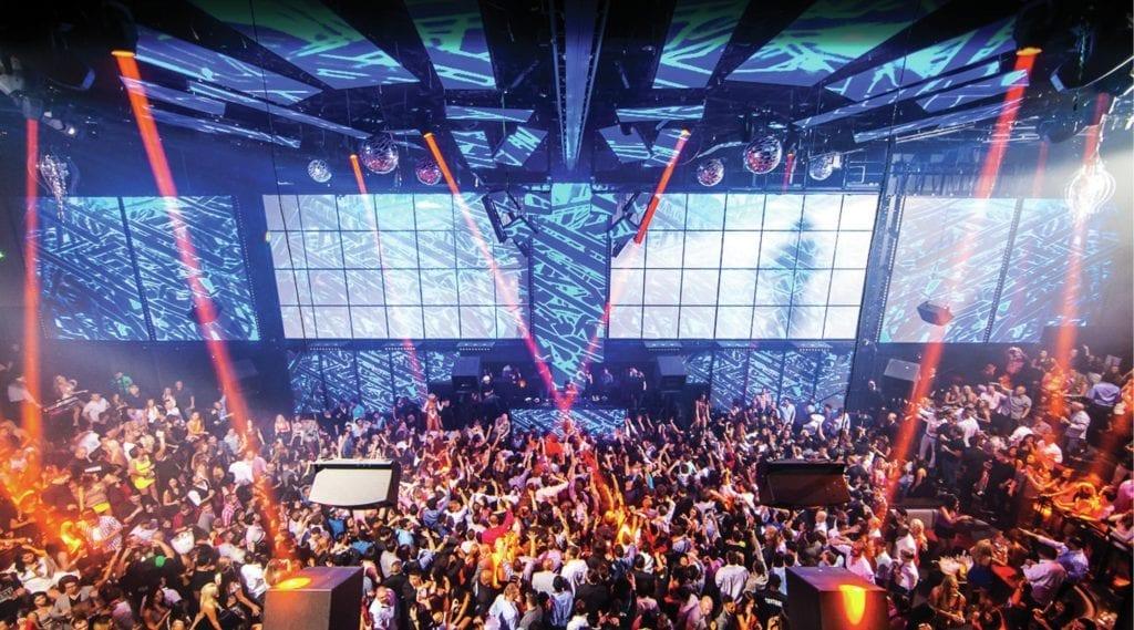 light nightclub