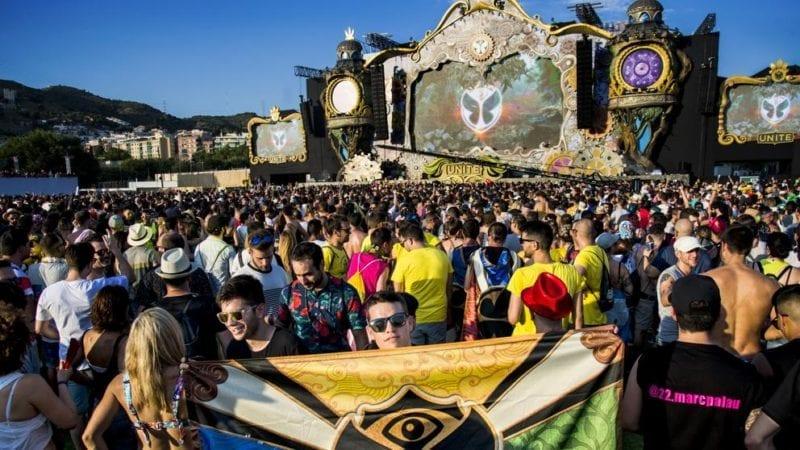 Unite Tomorrowland Barcelona