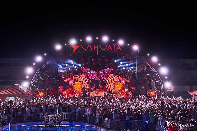 Tomorrowland em Ibiza