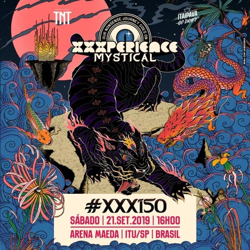 XXXperience e Universo Paralello