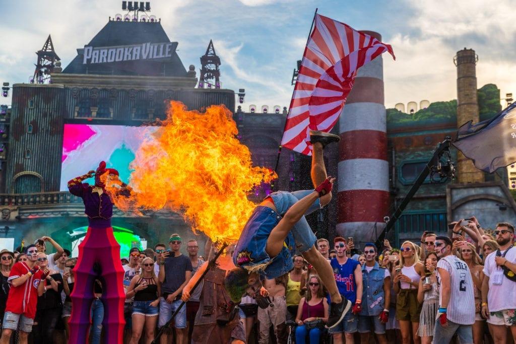 Parookaville festival