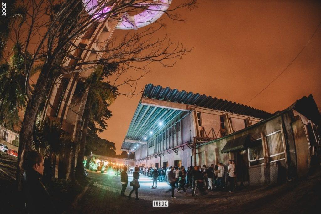 Clube Inbox em Curitiba