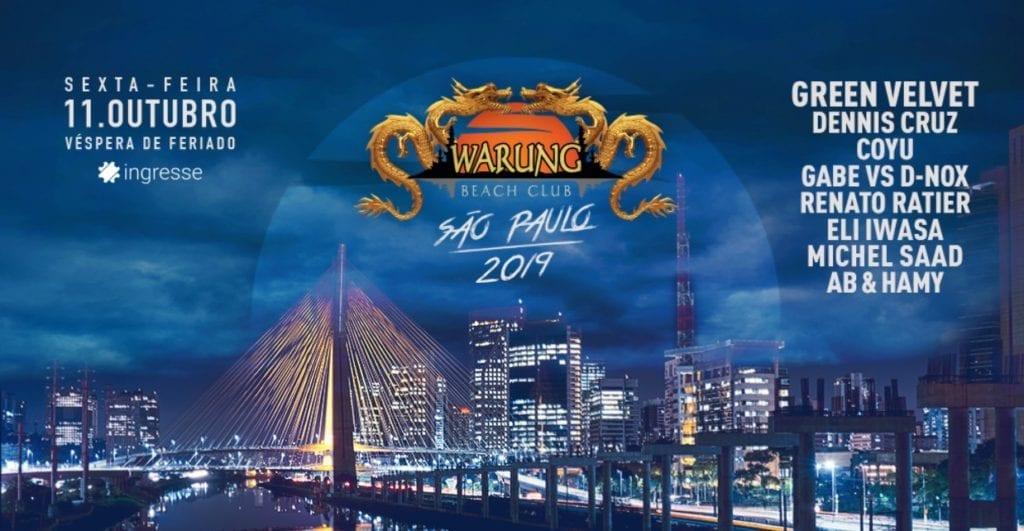 Warung Tour São Paulo 2019