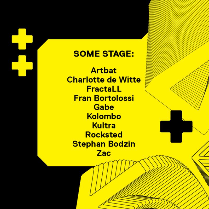 artistas do SOME Festival