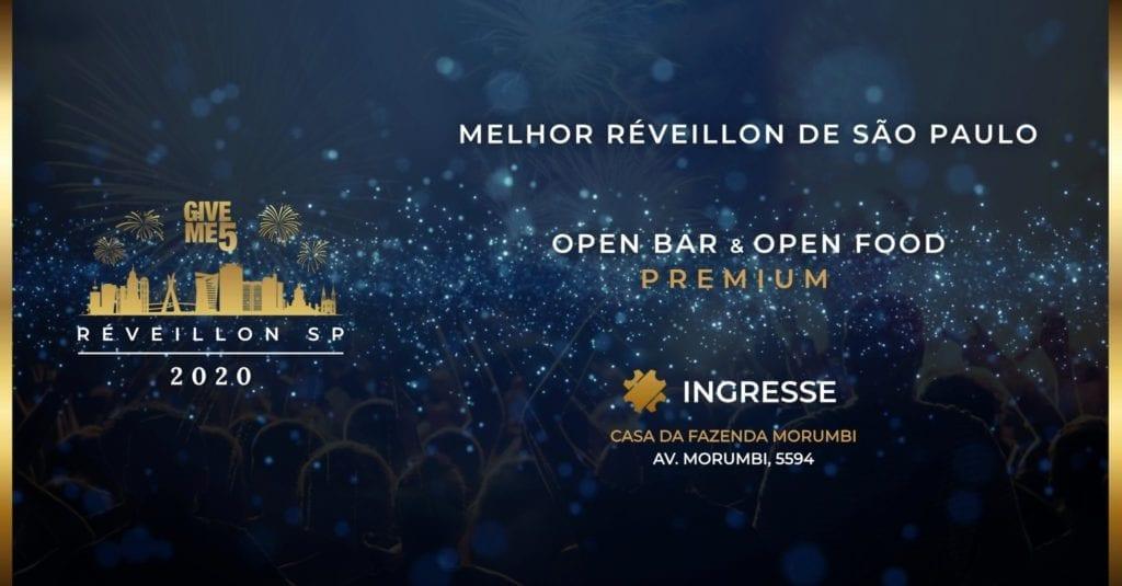 Réveillon de São Paulo 2020