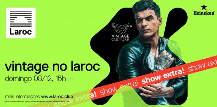vintage culture laroc club