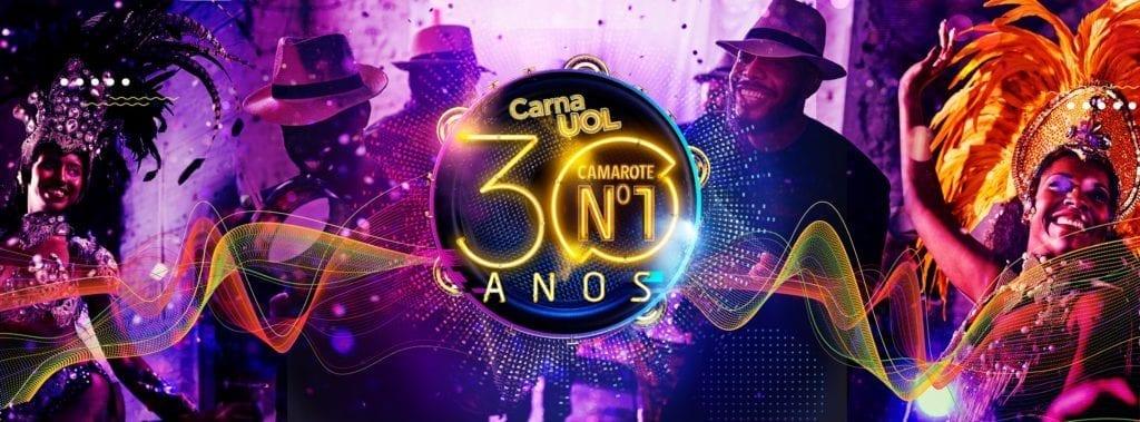 camarote n1 festas Carnaval Rio de Janeiro 2020
