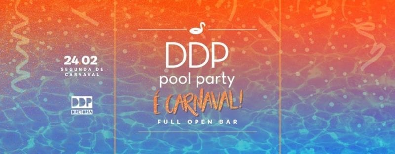 DDP pool party