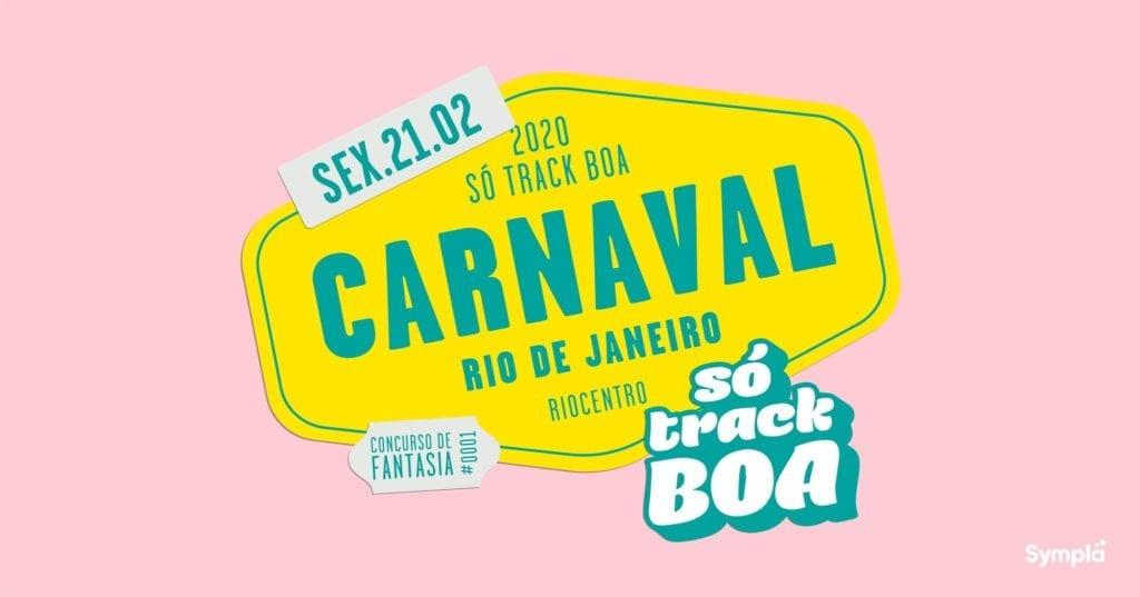 so track boa carnaval