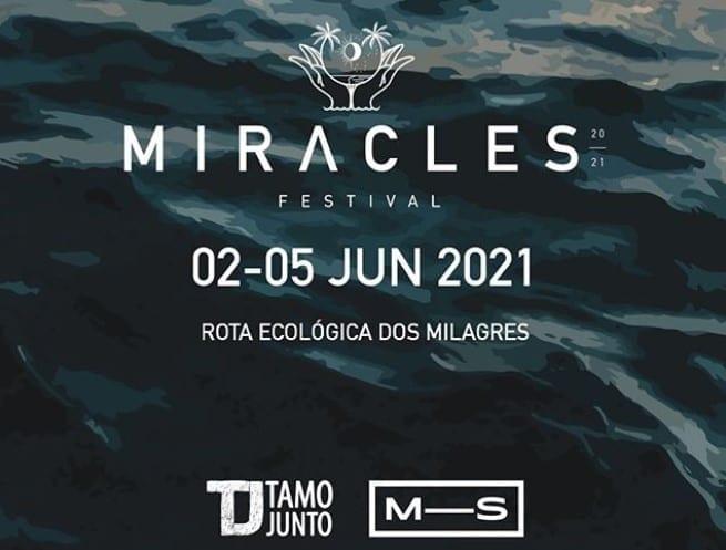 Miracles Festival adiado