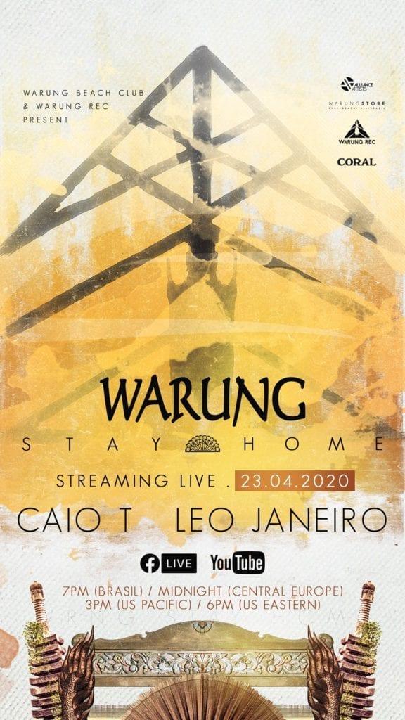 Warung Stay Home Caio T