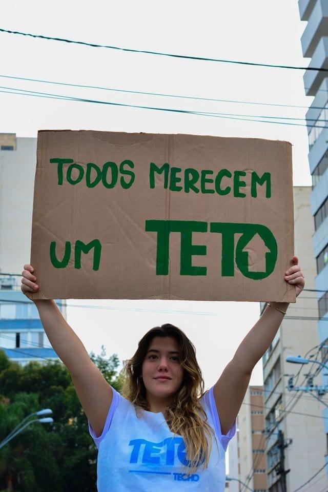 Clube Inbox ONG Teto