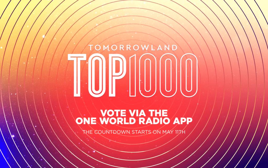 Tomorrowland Top 1000