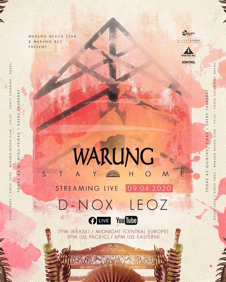 Warung Stay Home