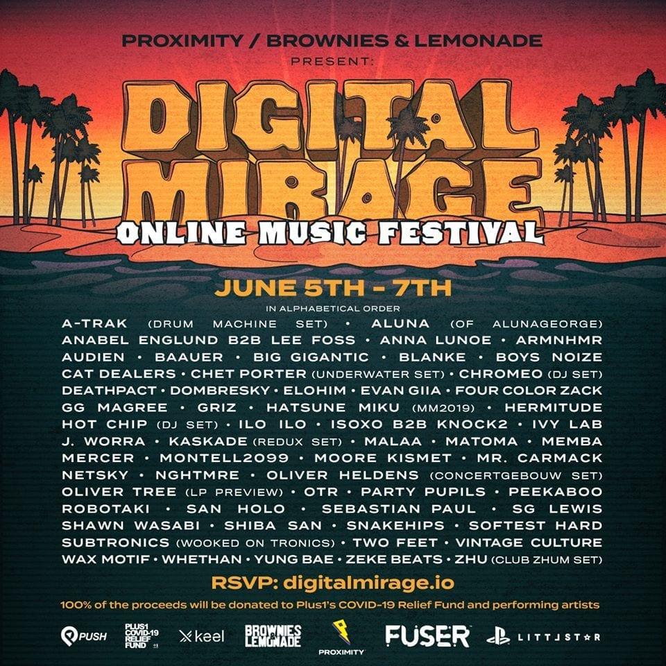 Digital Mirage Festival
