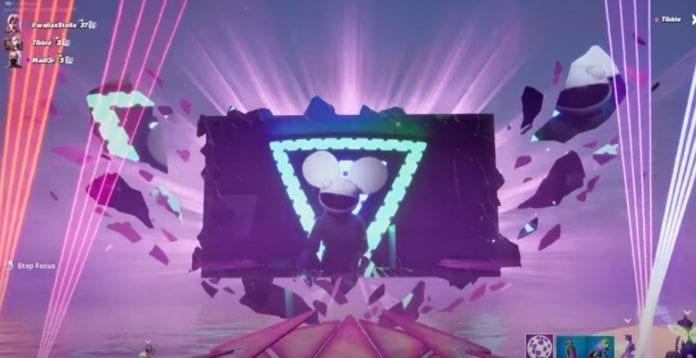 show Fortnite