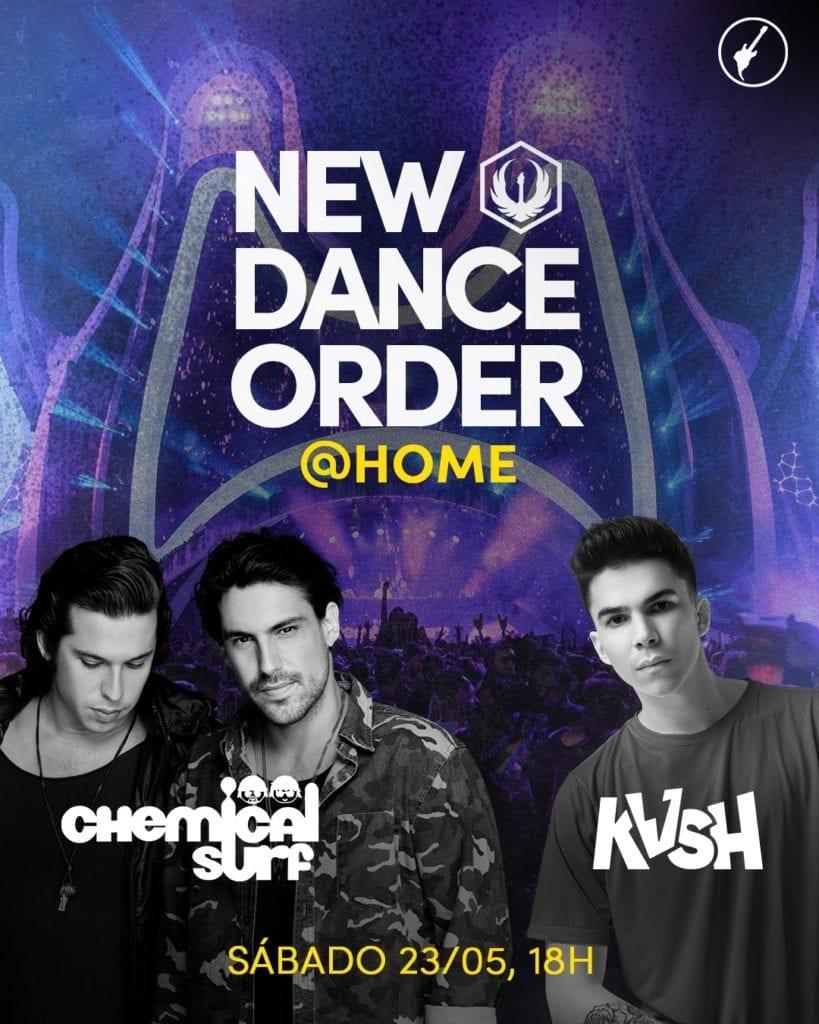 new dance order kvsh