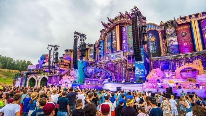 site Tomorrowland