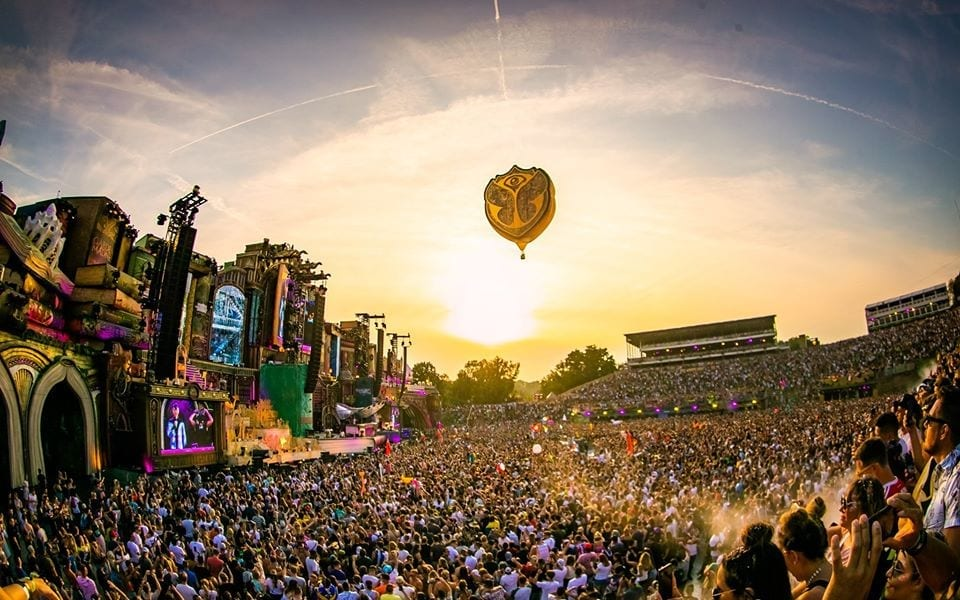 Tomorrowland digital