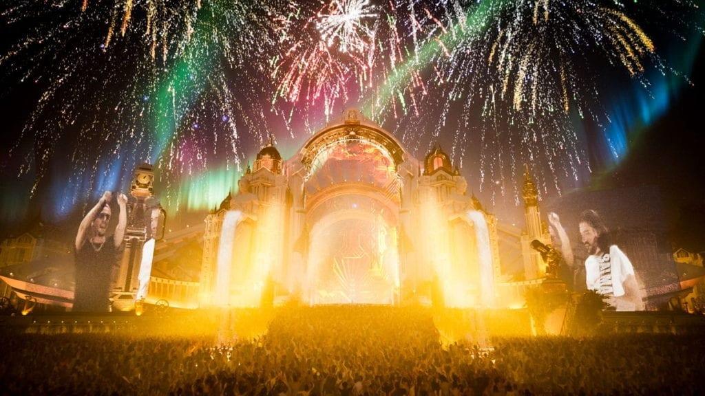Tomorrowland Festival Virtual