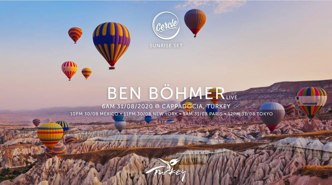 Cercle Ben Böhmer
