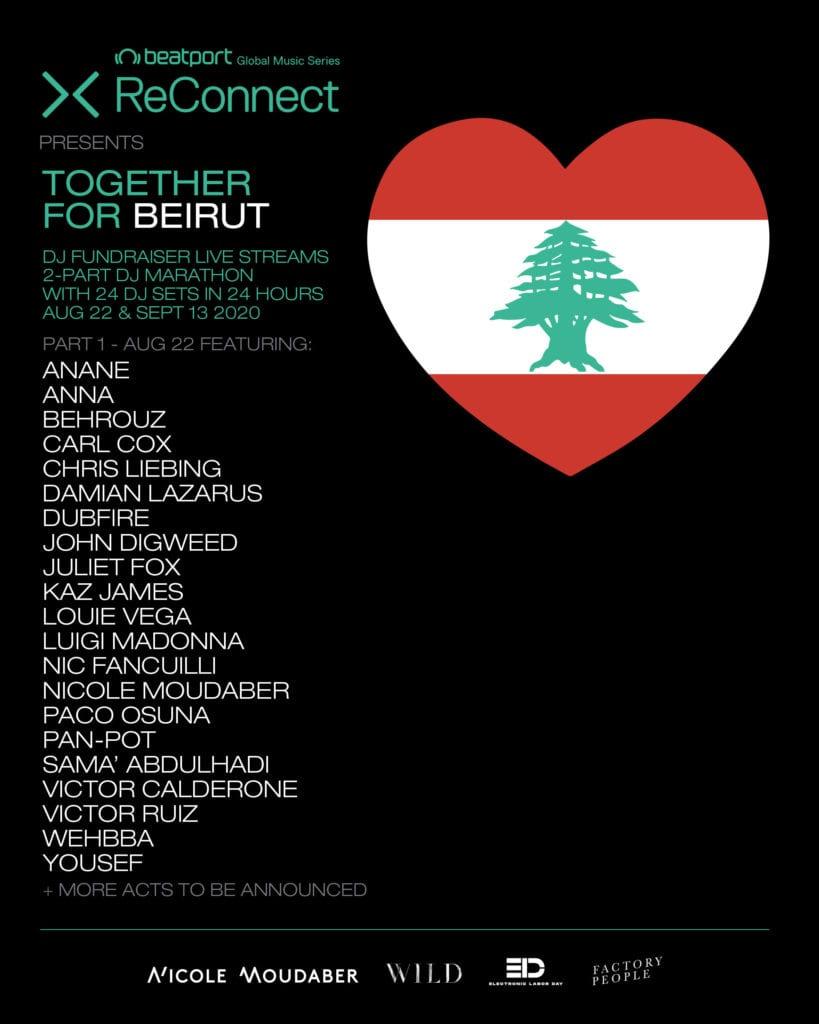 Juntos por Beirute