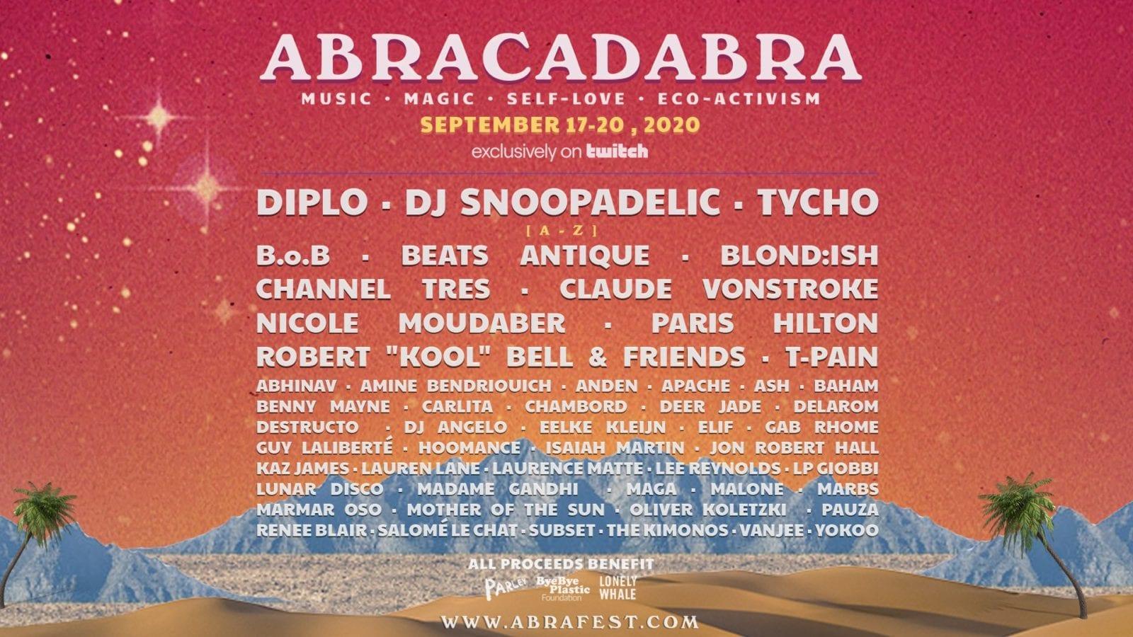 Abracadabra virtual 2.0