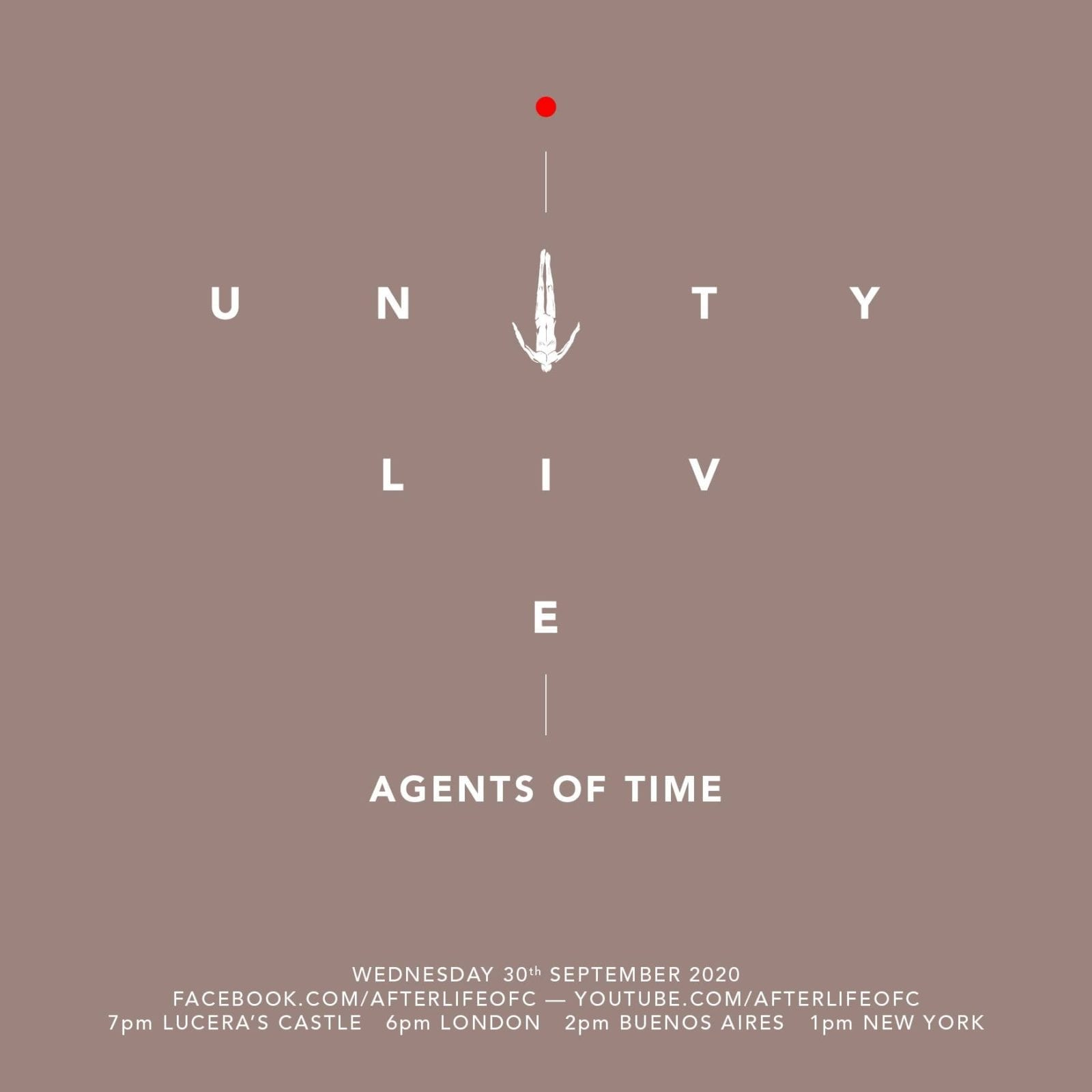 Agents of Time live