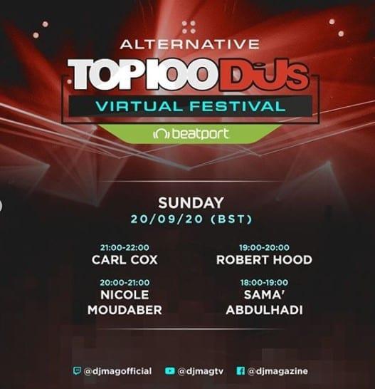 alternative top dj 10