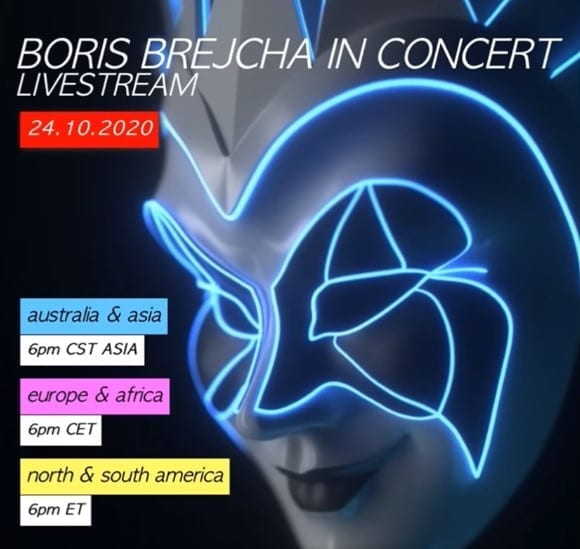 Boris Brejcha in concert