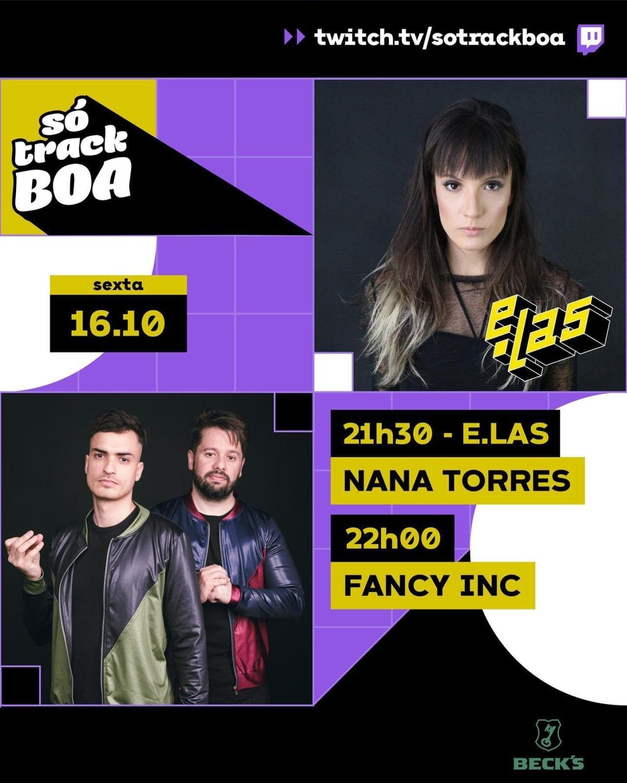 Track Boa live Nana