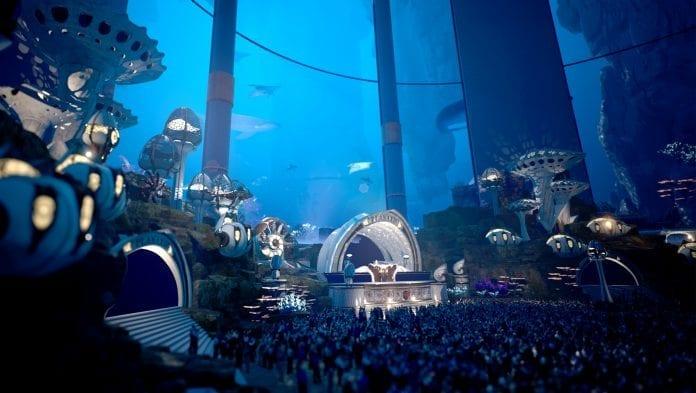 Tomorrowland Réveillon