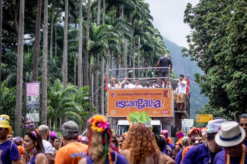 carnaval Rio de Janeiro 2021