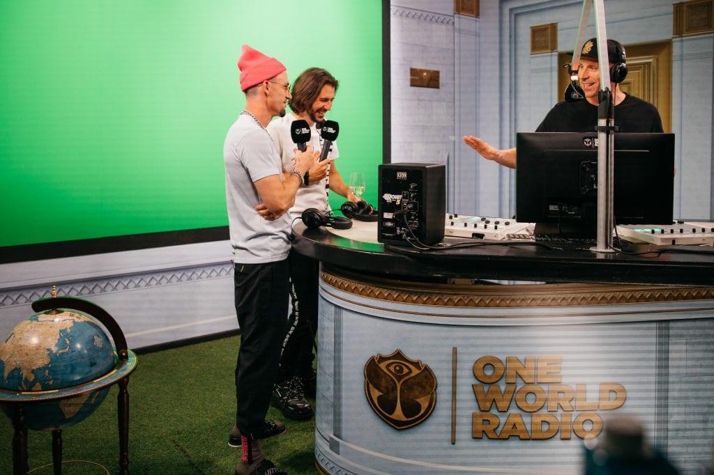 rádio Tomorrowland