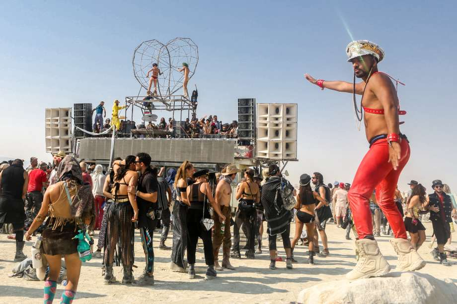 Quanto custa Burning Man