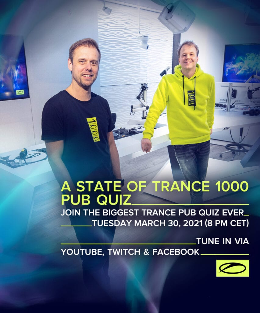 quizz A State of trance
