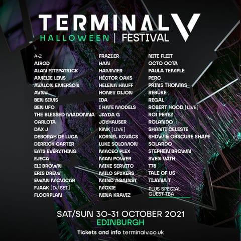 Terminal V Festival