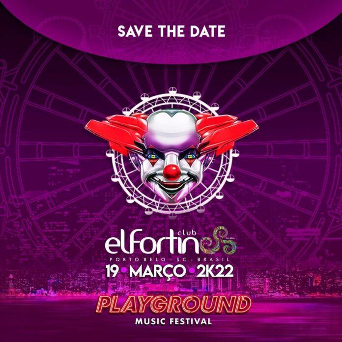 Playground El Fortin